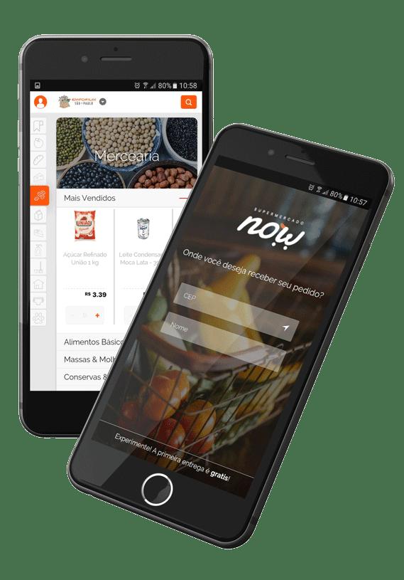 Baixe agora nosso app